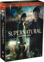 DVD de Supernatural