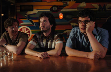 Cena de Flight of the Conchords