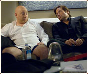 Californication - Fear and Loathing at the Fundraiser