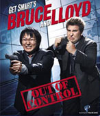DVD de Bruce and Lloyd Out of Control