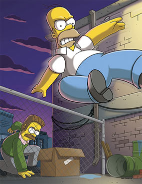 Os Simpsons - Sex, Pies and Idiot Scrapes
