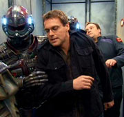 Stargate Atlantis - First Contact