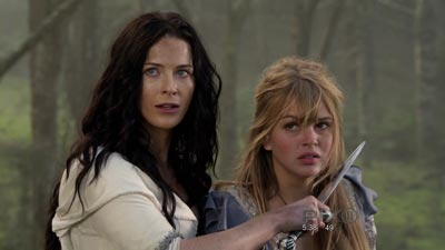 Legend of the Seeker - Touched