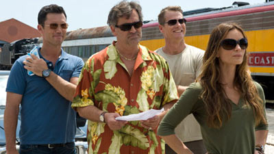 Burn Notice - Friends and Family