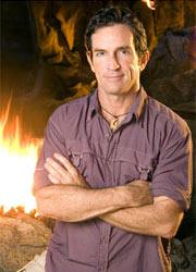 Jeff Probst, apresentador do Survivor