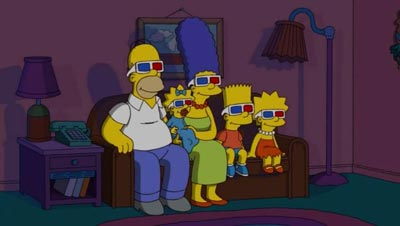 The Simpsons 20th Anniversary Special - In 3-D! On Ice!