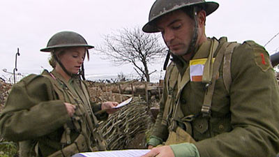 The Amazing Race 16 - I Think We're Fighting The Germans, Right?