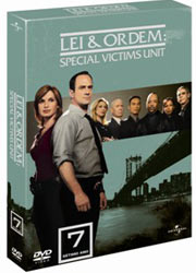DVD de Law & Order: SVU