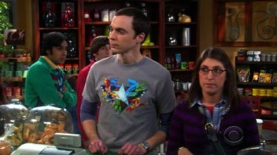 The Big Bang Theory - The Lunar Excitation