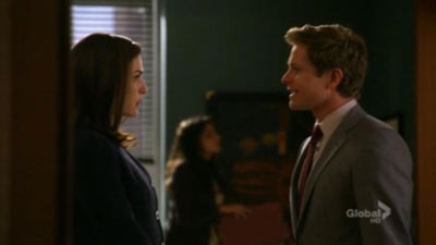 The Good Wife - Running