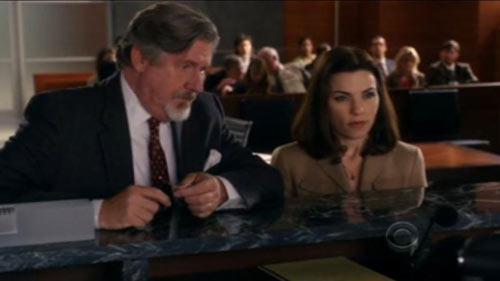 The Good Wife - Cleaning House