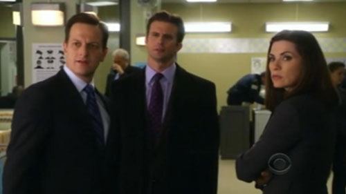 The Good Wife - Breaking Up
