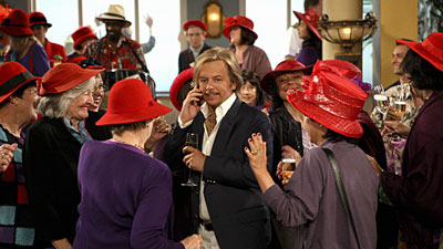 Rules of Engagement - The Last of the Red Hat Lovers