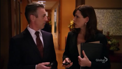 The Good Wife - The New Day