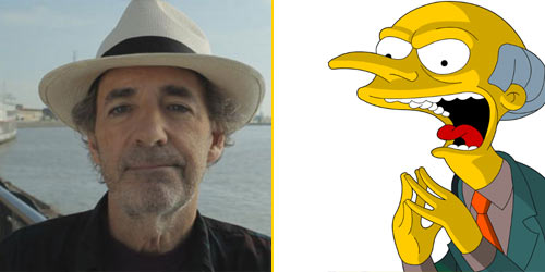 Harry Shearer - Montgomery Burns