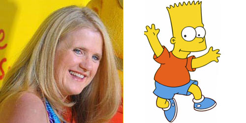 Nancy Cartwright - Bart