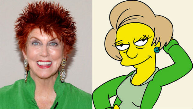 os simpsons - marcia wallace - mrs k tributo - 2 - TS