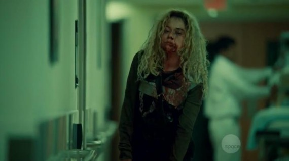 Orphan Black - Nature Under Constraint and Vexed 3