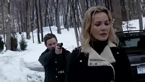 The Following 2x13 Mike e Lily