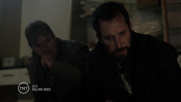 Falling Skies 4x07 Tom e Weaver