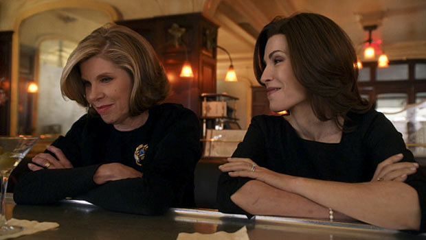The Good Wife - A Material World