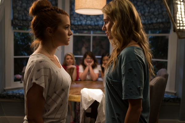Faking It - You Can't Handle The Truth or Dare
