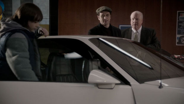 The Americans - New Car