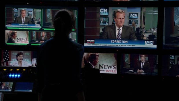 The Newsroom - News Night with Will McAvoy