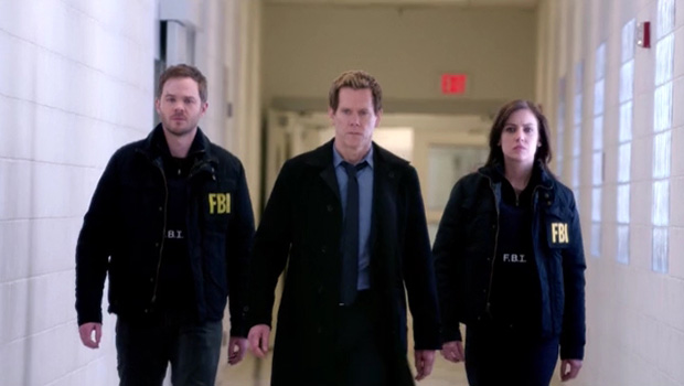 The Following 3x10 Mike, Ryan e Max